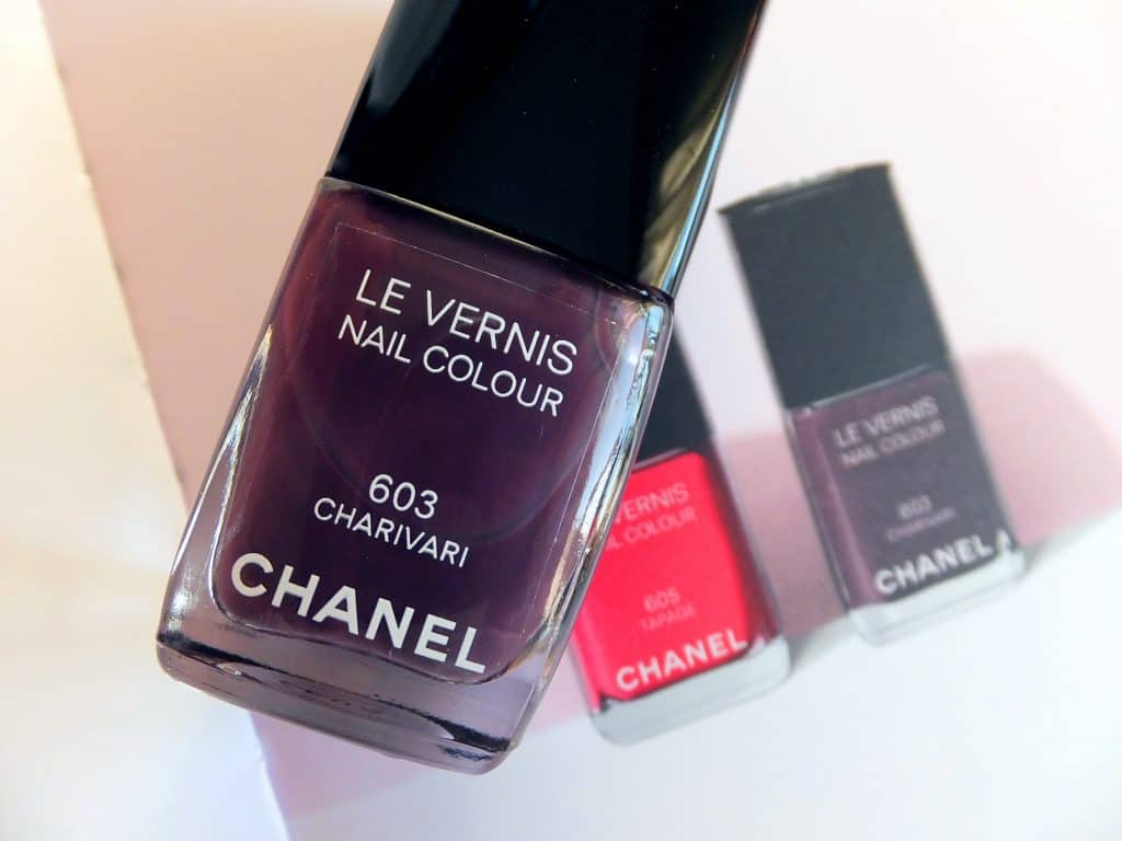 Chanel Charivari 603 Nail Colour