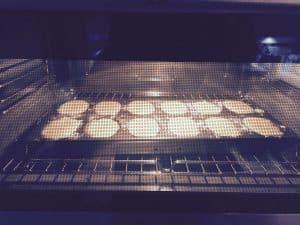 Baked madelein