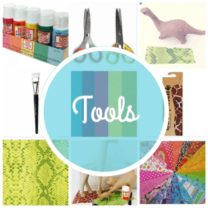 decoupage tools