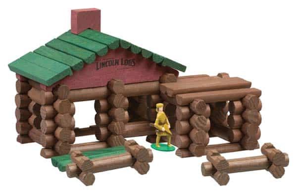 Lincoln Logs Classic Edition
