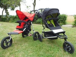 Out N About Nipper 360 buggy