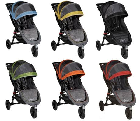 Baby Jogger City Mini GT Mulit Colour