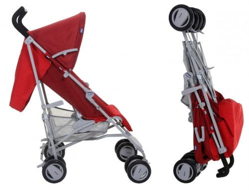 Chicco London Stroller review